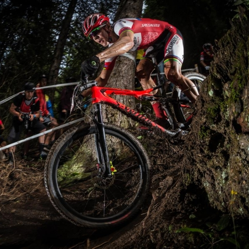 A good weekend for Specialized at the MTB World Cup Round 4