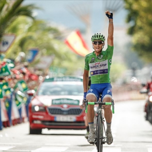Best photos and recap from Vuelta week 2