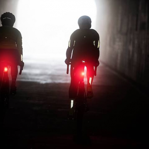 Bike lights for winter