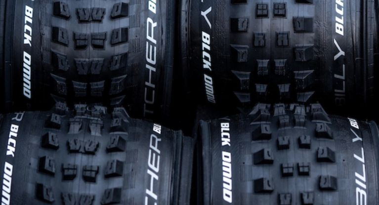 BLCK DMND drops new rubber for our 2019 MTBs