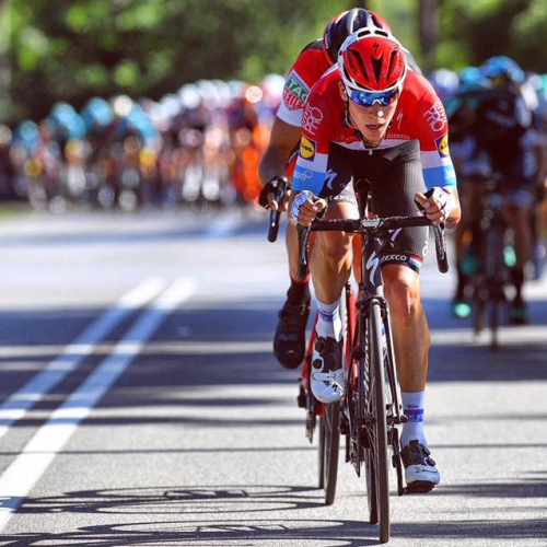 Bob Jungels - The Vuelta's dark horse
