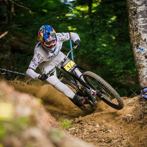 Loic Bruni wins in Mont-Sainte-Anne