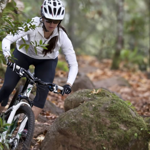 Local Mountain Bike trails: Bristol