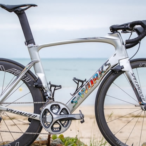 Marcel Kittel's S-Works Speed Machine