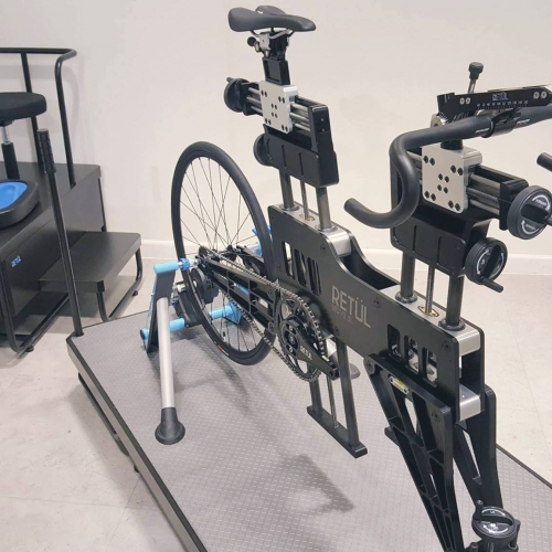 New Retül bike fit studio now open!