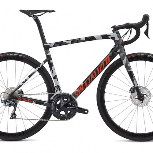 New Specialized Tarmac disc models just in time for the Tour