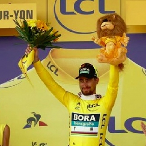 Peter Sagan - record breaker