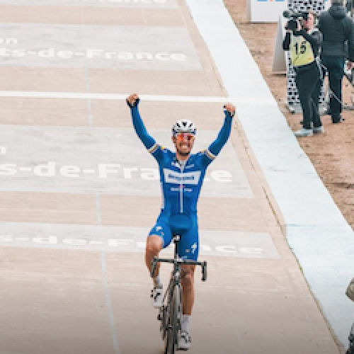 Roubaix domination