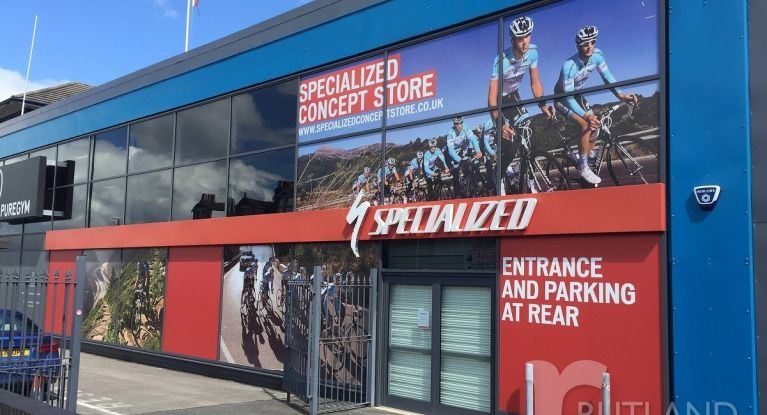 Rutland Cycling takes over Specialized Concept Store Nottingham