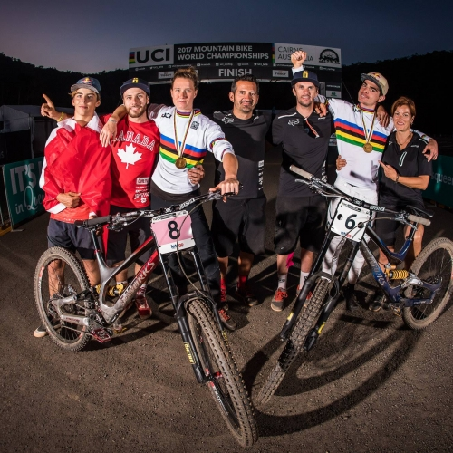 Specialized dominates World MTB Championship
