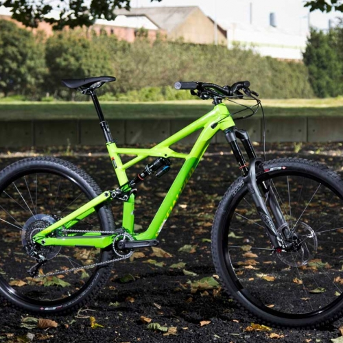 Specialized Enduro 2017: First look review at Nottingham