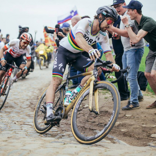 Specialized sponsors the Paris Roubaix