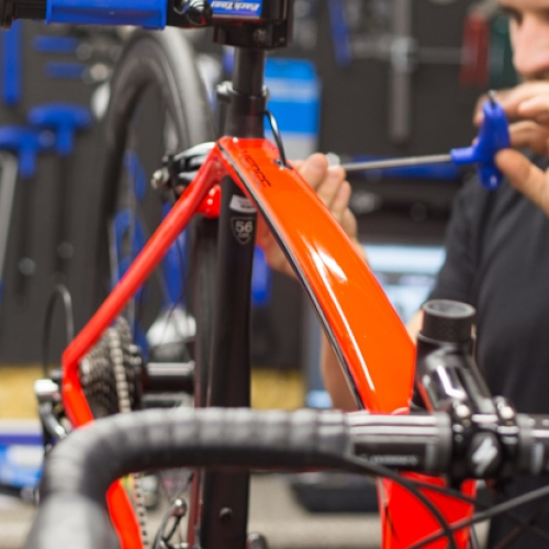The Top Five Bike Maintenance Tasks You Should Be Performing