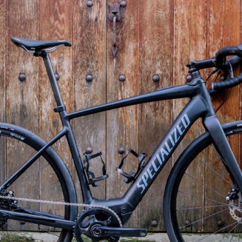 The ultimate commuter, meet the Creo SL E5