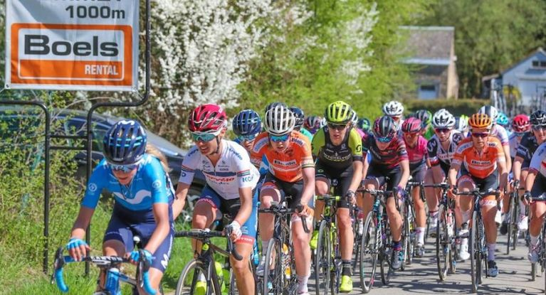 The women's road racing season so far