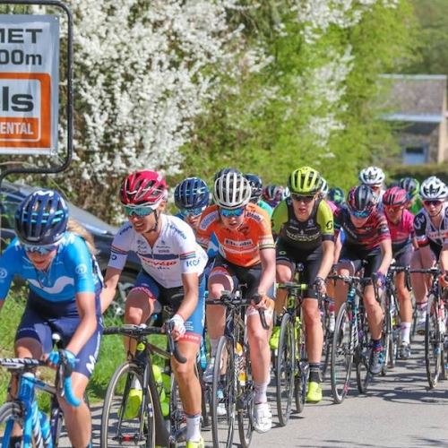 The womens road racing season so far