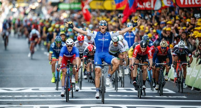 Tour De France - The Tour of attrition
