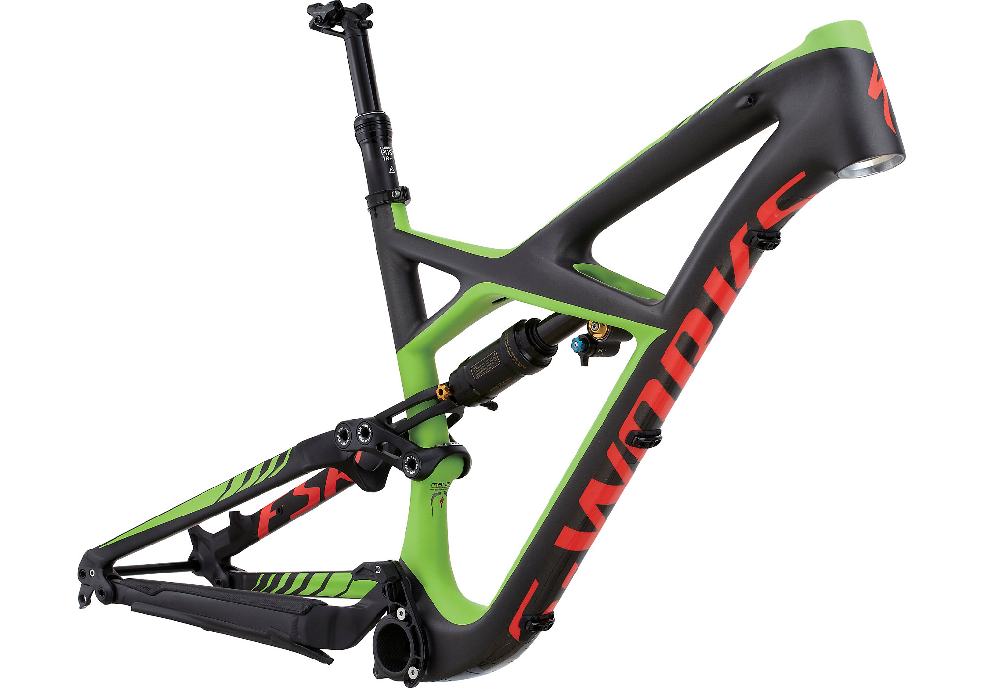2016 Specialized S-WORKS ENDURO 650B FRAME - Specialized Concept Store