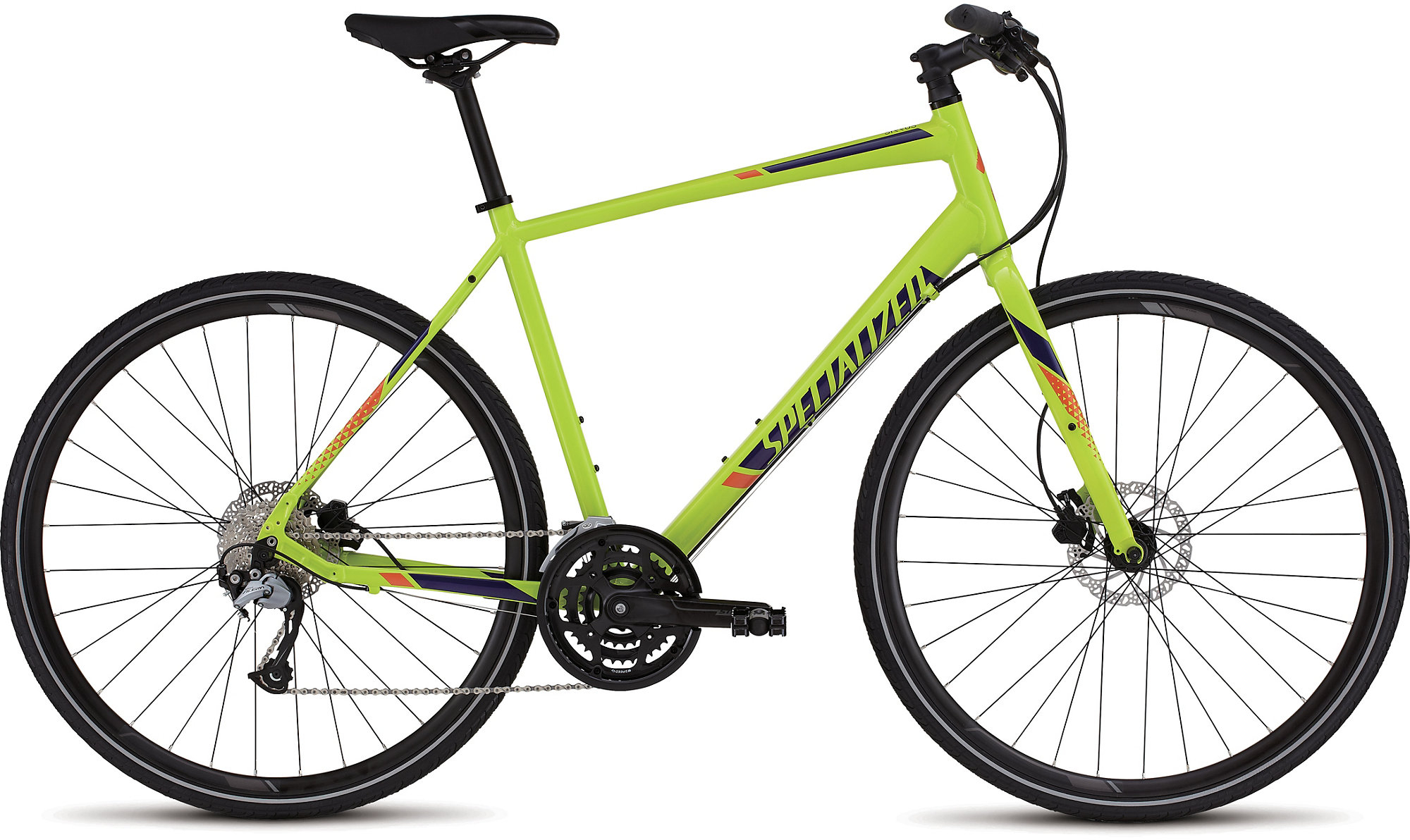 2016 Specialized Sirrus Sport Disc Specialized Concept Store