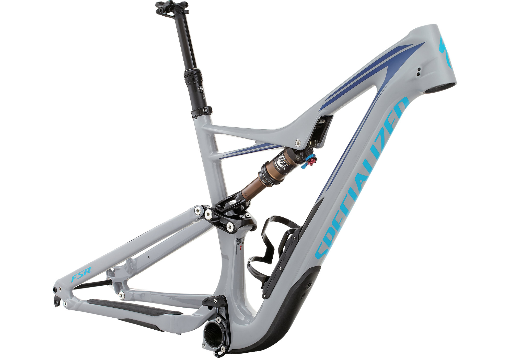 2016 Specialized STUMPJUMPER FSR CARBON 650B FRAME - Specialized ...
