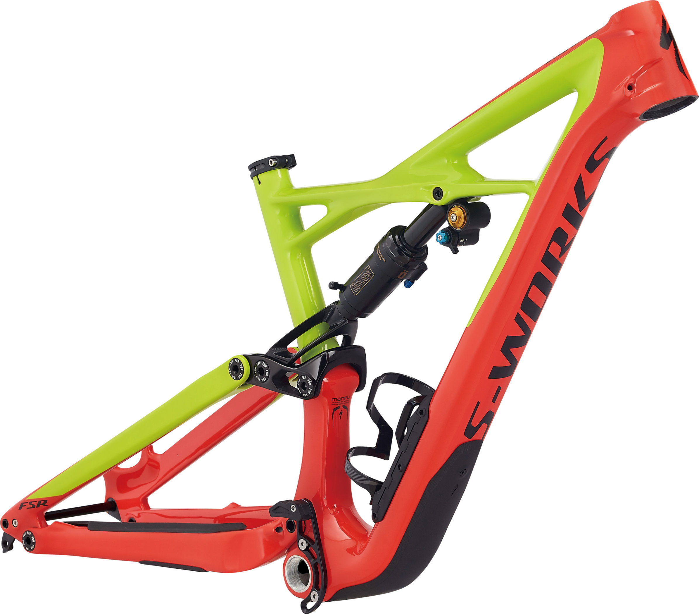 2017 Specialized S-WORKS ENDURO 650B FRAME - Specialized Concept Store
