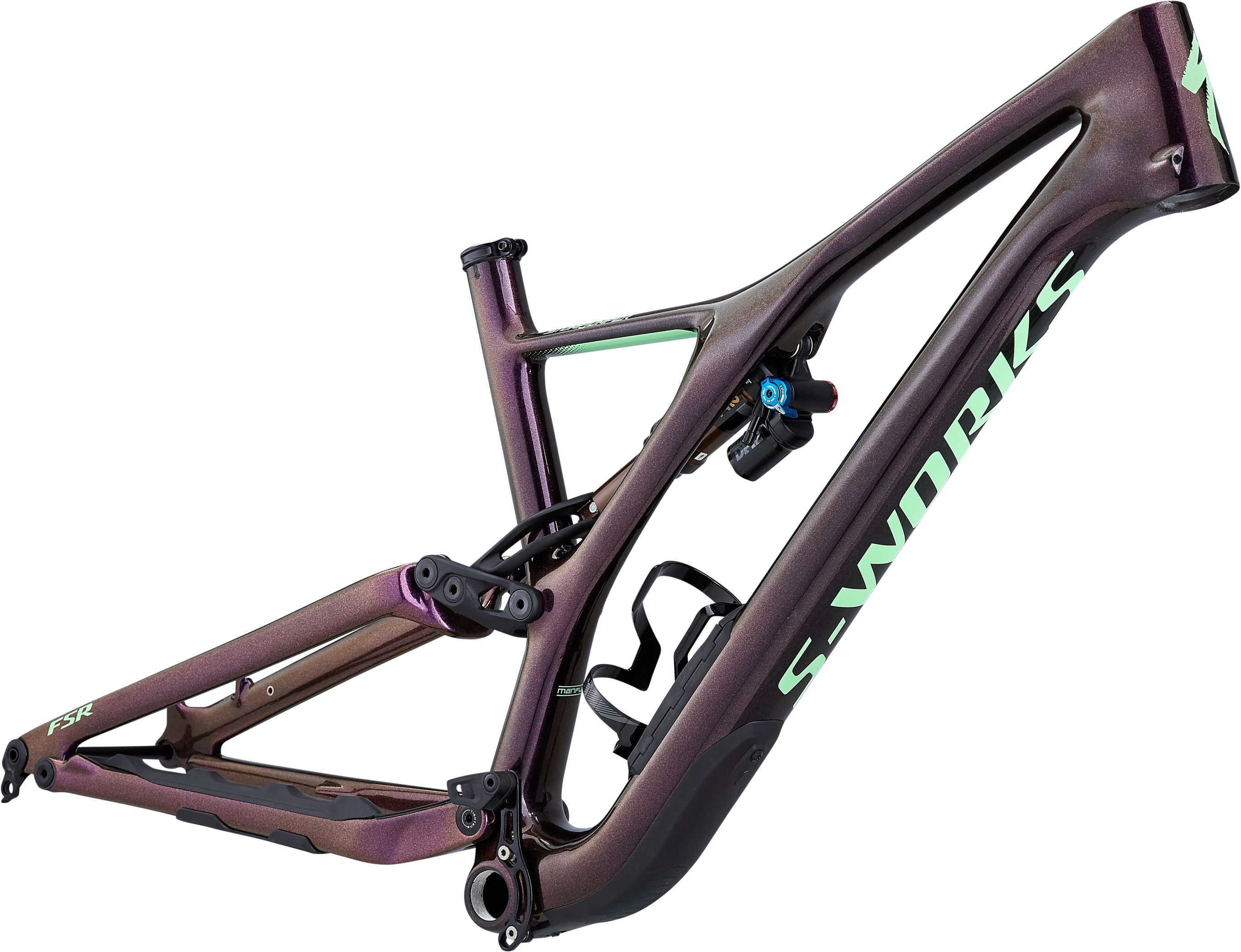 2019 Specialized S-Works Stumpjumper 29 Frameset - Specialized ...