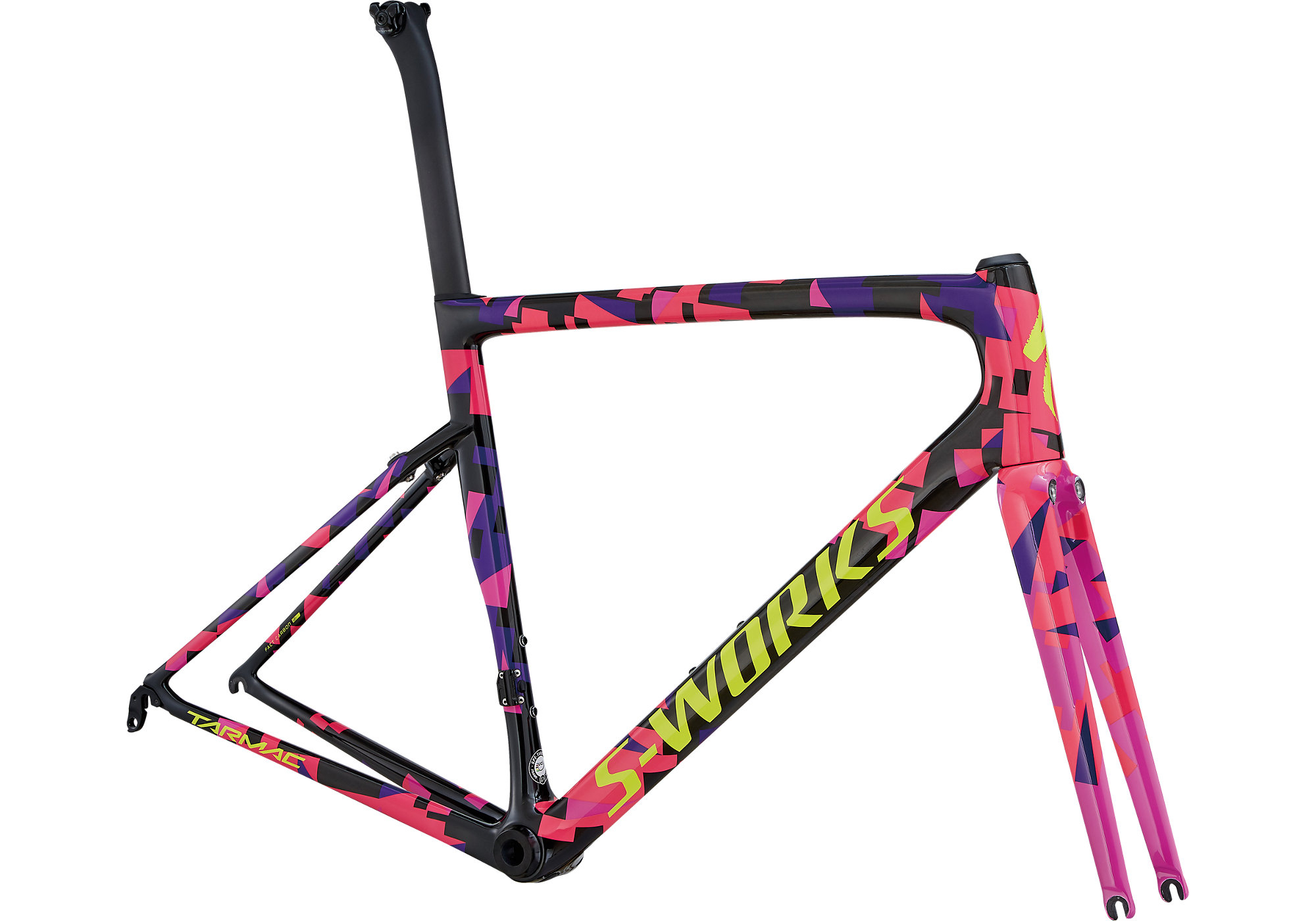 2018 Specialized S Works Tarmac Frameset Specialized