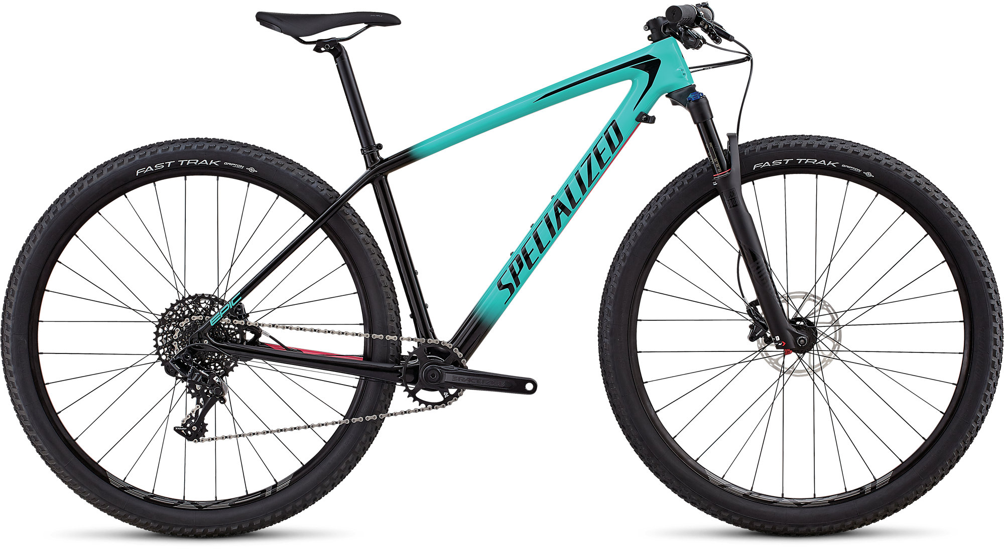 Specialized Women hardtail mountain bike