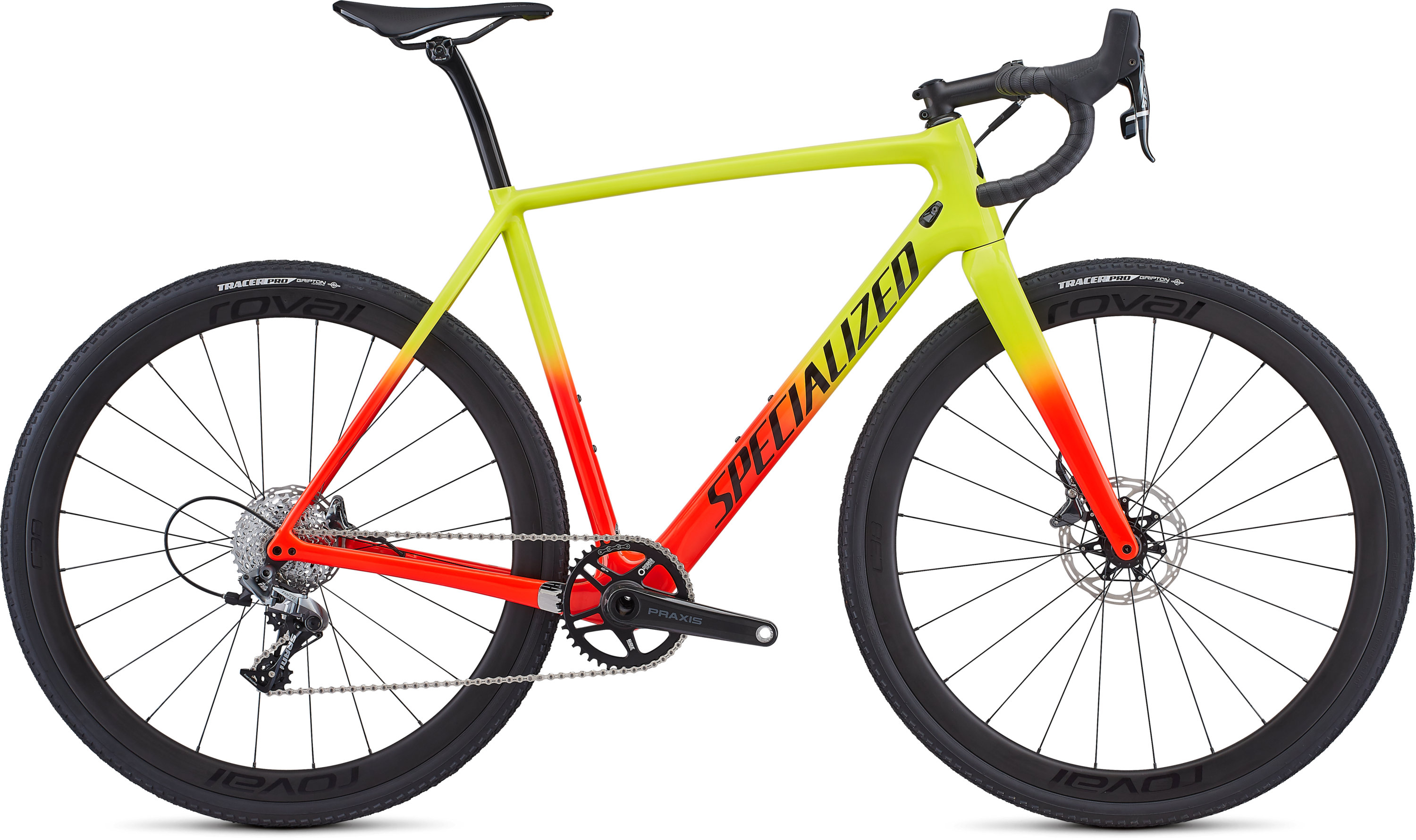 Gloss Team Yellow/Rocket Red/Tarmac Black/Clean