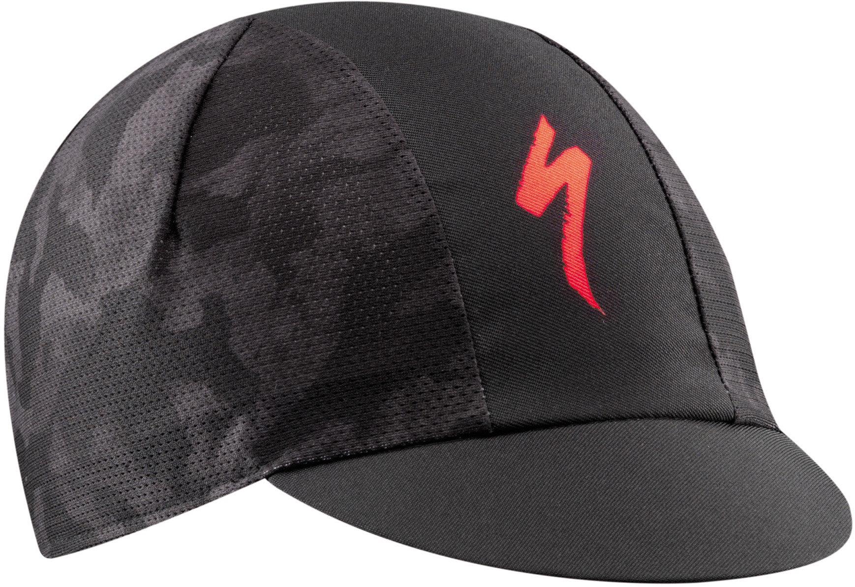 Charcoal/Rocket Red Camo